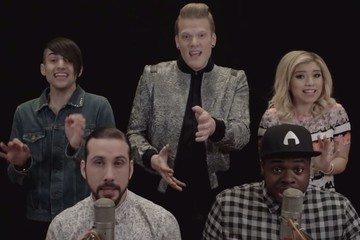 Pentatonix Pays Tribute to Michael Jackson with a Flawless Mash-Up