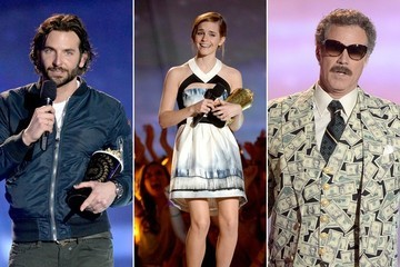 2013 MTV Movie Awards Winners