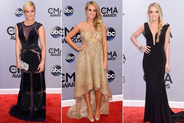 Best and Worst Dressed at the 2014 CMA Awards