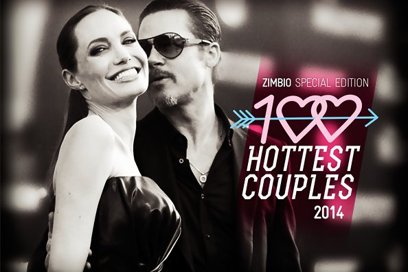 The 100 Hottest Couples of 2014