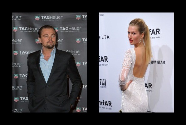 Leonardo DiCaprio is dating Toni Garrn