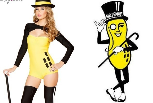 Image result for mr peanut