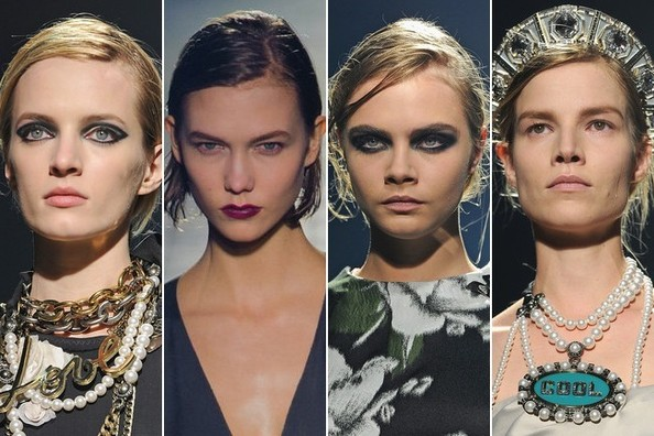 Which Lanvin Beauty Look Do You Love Best? Vote Now!