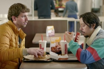 Pedro and Napoleon Got Back Together for a Burger King Commercial