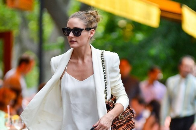 Olivia Palermo's Easy Outfit Idea to Try