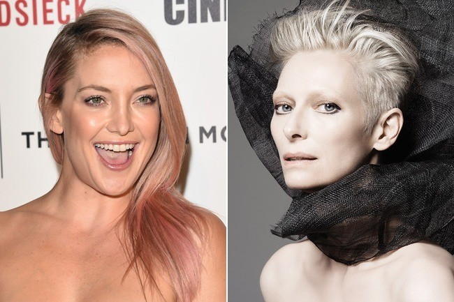Tilda Swinton Teams Up With Nars Kate Hudson Is Pretty In