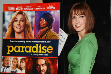 Interview: Diablo Cody on 'Paradise,' Her Odd Trio, and Nick Offerman's Shaved Mustache