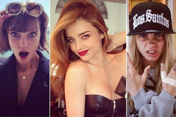 #FF — 5 Models You Should Be Following on Instagram