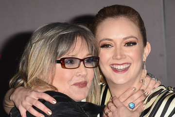 Billie Lourd Is Using Mom Carrie Fisher's Newly Revealed Cause of Death as a Force for Good