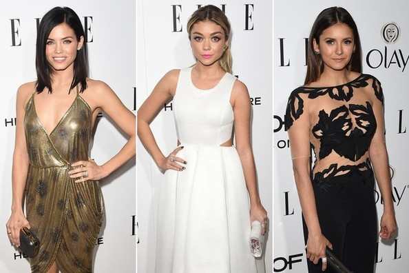 All the Best Looks from ELLE's Women in Television Celebration