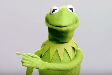 We Bet You Can't Tell the Difference Between Old and New Kermit