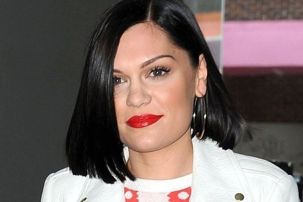 Love it or Loathe it - Jessie J's Head-to-Toe Red and White Prints - Vote Here!