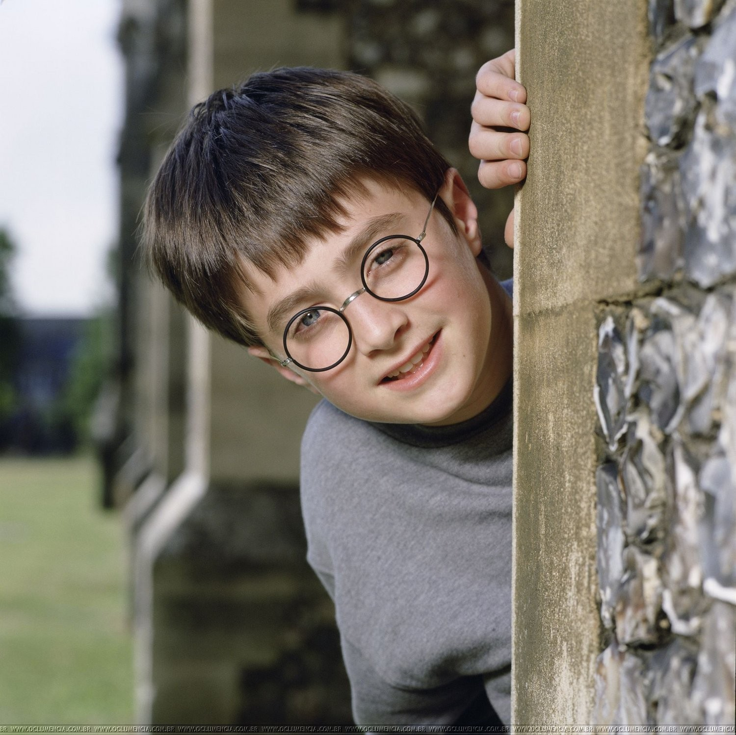 These Early 'Harry Potter' Publicity Photos Rule the World ...