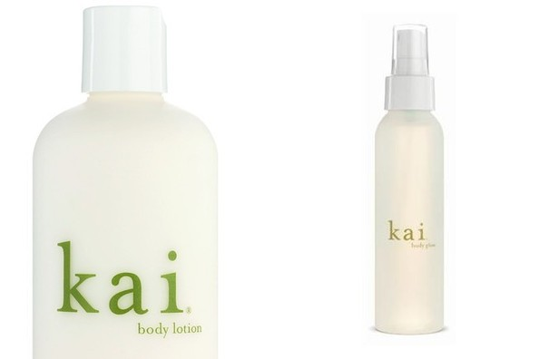Current Obsession: Kai Lotion & Body Glow