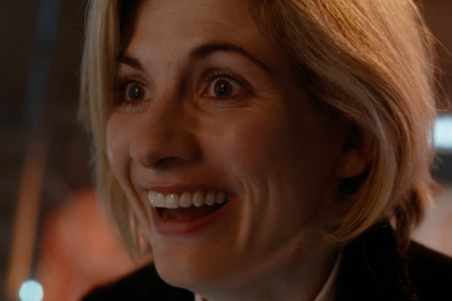Jodie Whittaker Officially Introduced as the 13th Doctor