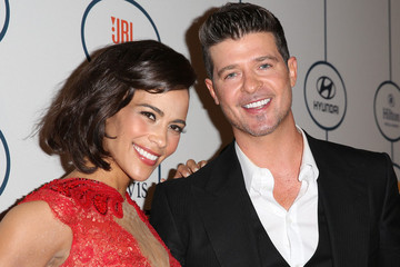 High School Sweethearts Robin Thicke and Paula Patton Call it Quits