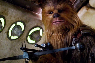 Is Chewbacca's Bowcaster the Most Powerful Handheld Weapon in 'Star Wars'?
