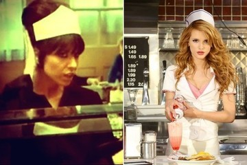Lessons in Waitressing as Told by Three Decades of Music Videos