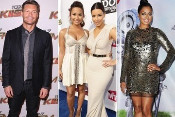 Kim Kardashian's Wedding Guest List