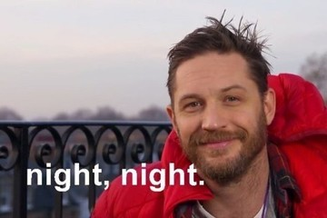 Tom Hardy Reading a Children's Bedtime Story Is His Valentine's Day Gift to You