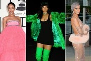 Rihanna's Most Outrageous Outfits