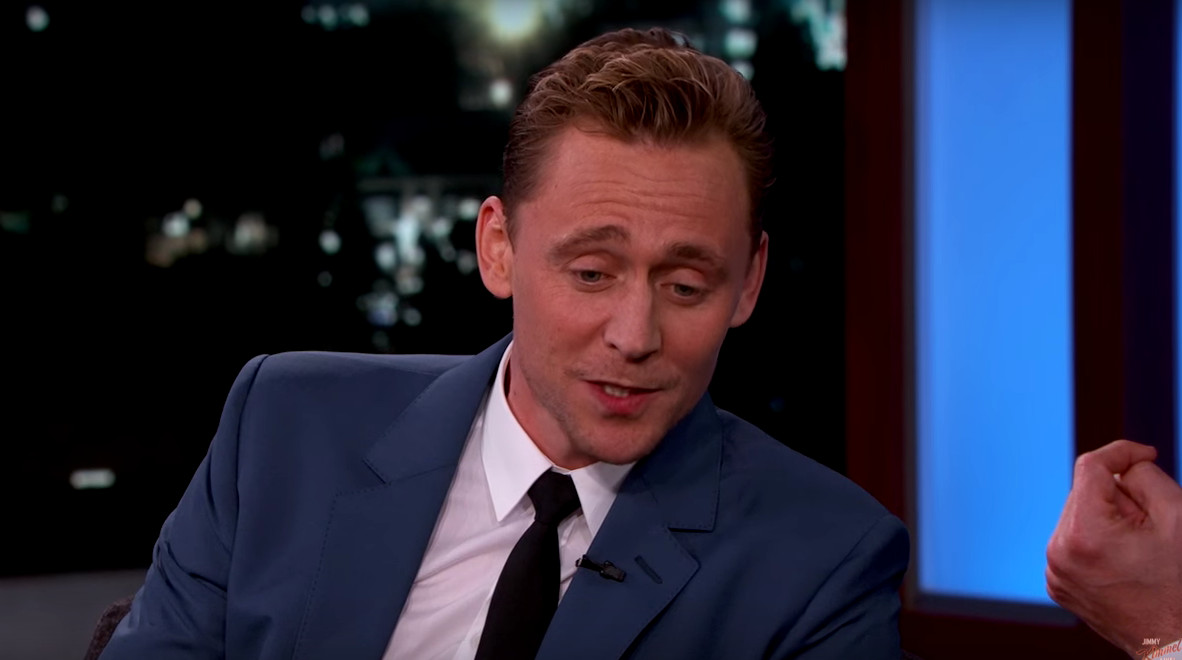Listen Up, Internet, Tom Hiddleston Can Yodel Now