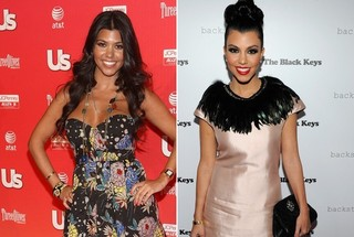 The Style Evolution of Kourtney Kardashian