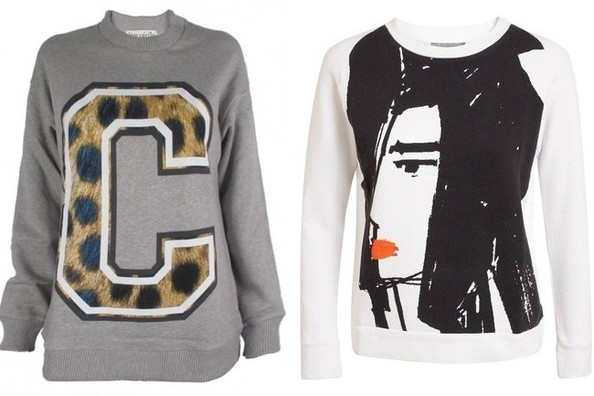 Simple Styling Trick to Try: Sport a Graphic Sweatshirt