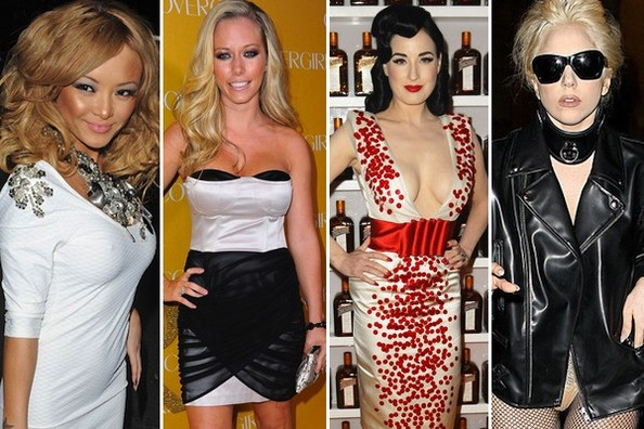 Celebrities Who Used to be Strippers