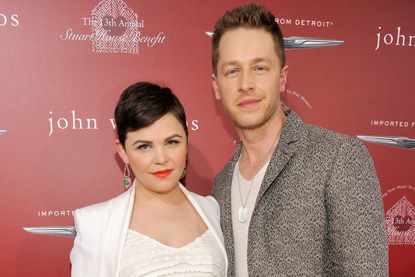 'Once Upon a Time' Stars Ginnifer Goodwin and Josh Dallas Welcome Their Second Child