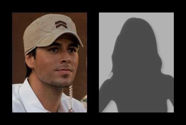 Enrique Iglesias was rumored to be with Emma Kearney