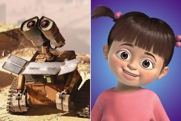 Ranking the Cutest Characters in Pixar Movie History