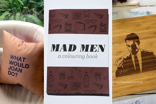 Items Every 'Mad Men' Fan Needs