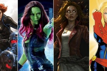 Which Female Marvel Hero Should Get Her Own Movie First?