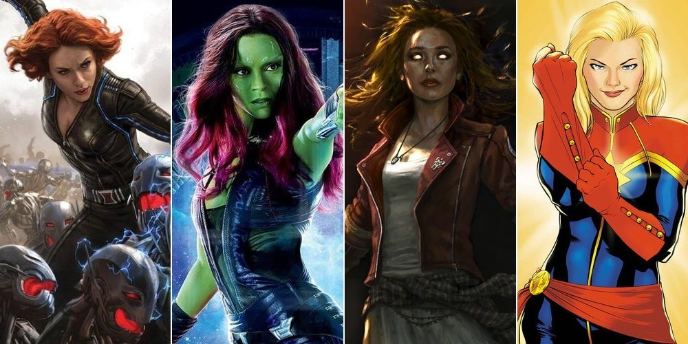 which female marvel hero should get her own movie first
