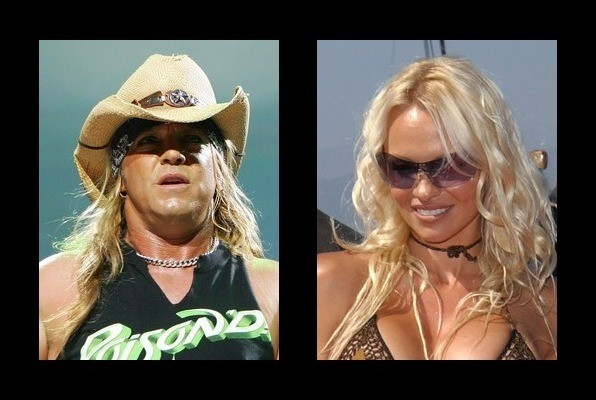 Bret michaels pam anderson xxx word