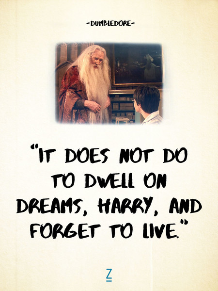 From 'Harry Potter and the Sorcerer's Stone'