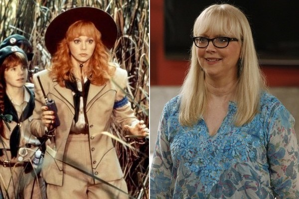 Where Are They Now: The Cast of 'Troop Beverly Hills'
