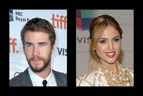 Liam Hemsworth is dating Eiza Gonzalez