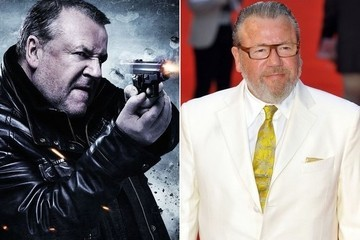 Ray Winstone Talks 'The Sweeney,' Says He'd Rather Be 'Kissing Than Fighting'