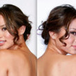 Jamie Chung's Curly Updo