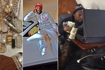 Egregious Displays of Wealth on Floyd Mayweather's Instagram