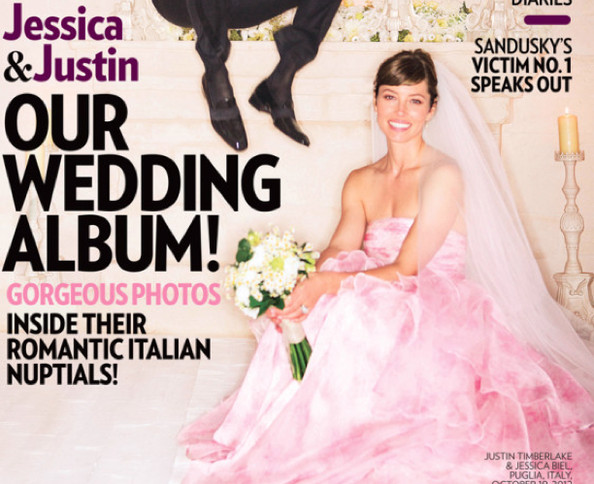 Jessica Biel Wedding Dress.She Wore A Pink Wedding Dress 21 Things You Don T Know