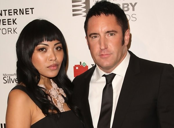 Nine Inch Nails' Trent Reznor Ties the Knot with Mariqueen ...