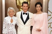 Stars Who Brought Family to the 2014 Oscars
