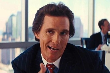 And Now an Appreciation of the Many-Splendored Sounds of Matthew McConaughey
