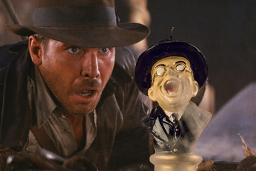 This Is the Only Candle an 'Indiana Jones' Fan Will Ever Need