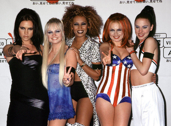 The Spice Girls Reunited! See 7 of Their Best Moments