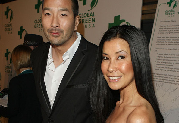 Lisa Ling's Home is Greener Than Yours - Lisa Ling - Zimbio