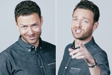 Ross Marquand of 'The Walking Dead' Slays Celebrity Impressions